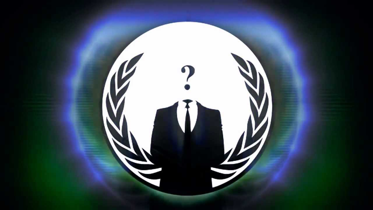 Anonymous intro hd