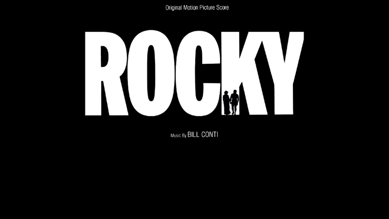 Bill conti going the distance live