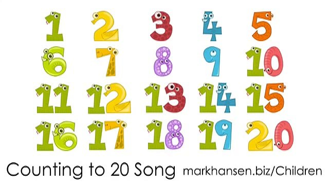 123 123 number 123 song