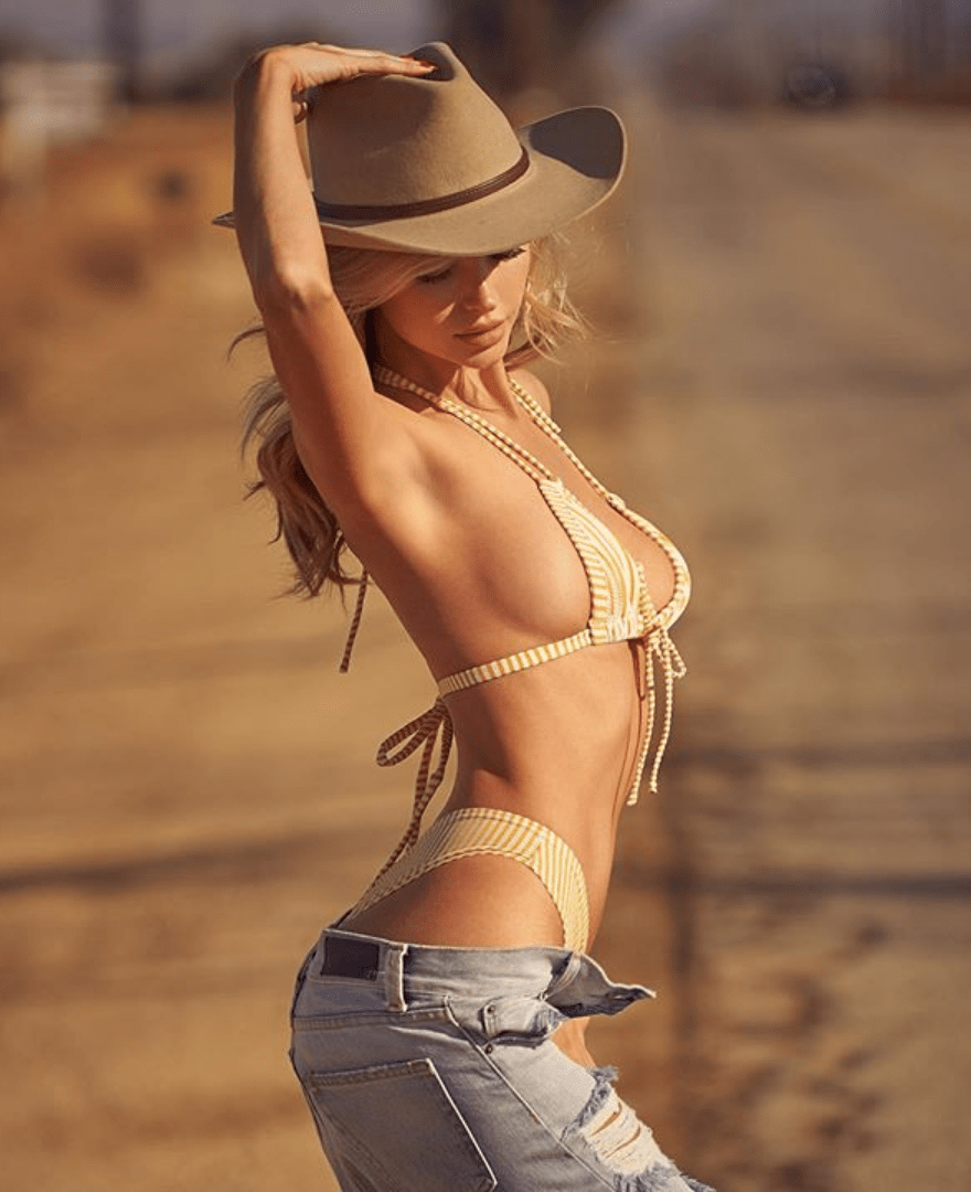 Nsfw cowgirl
